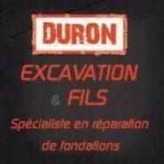 DURON Excavation & Fils